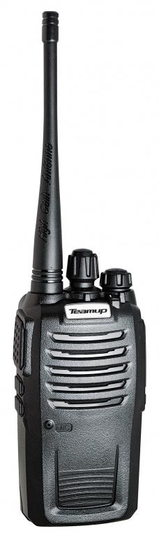 【TEAMUP】T580 泛宇無線電對講機