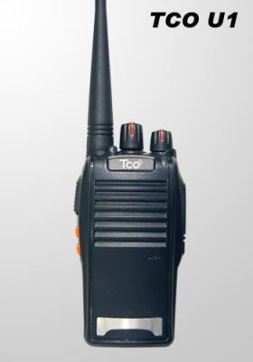 【TCO】U1 泛宇無線電對講機