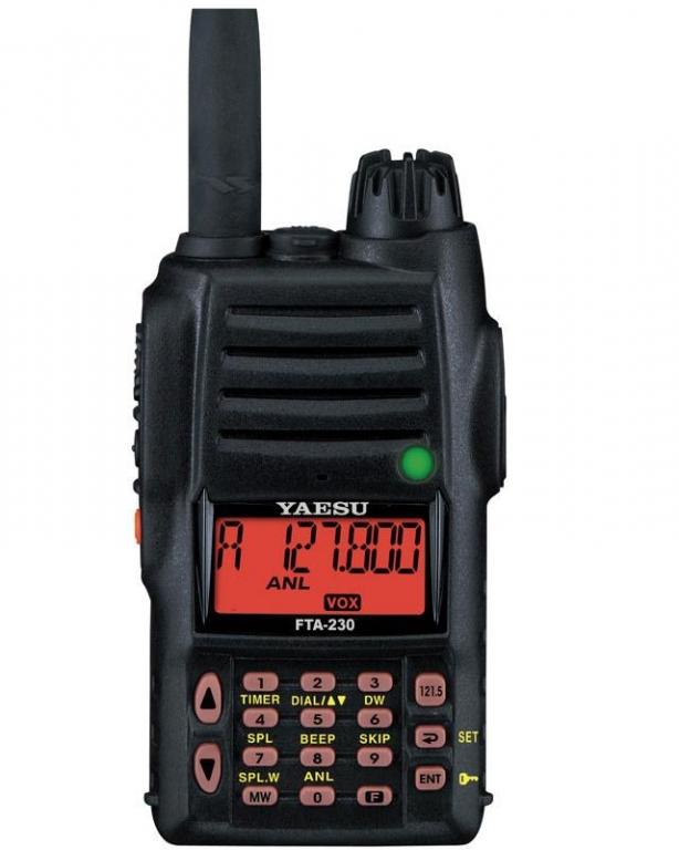 YAESU FTA-230 泛宇無線電對講機
