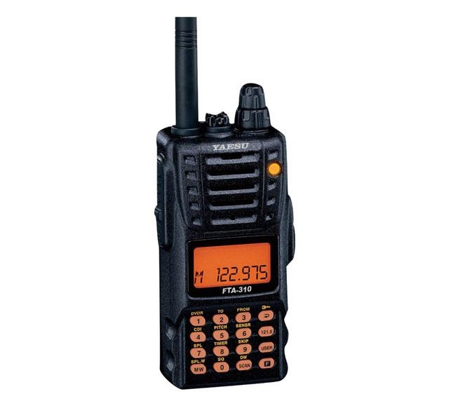 YAESU FTA-310 泛宇無線電對講機