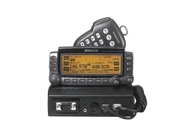 KENWOOD TM-D700A 泛宇無線電對講機