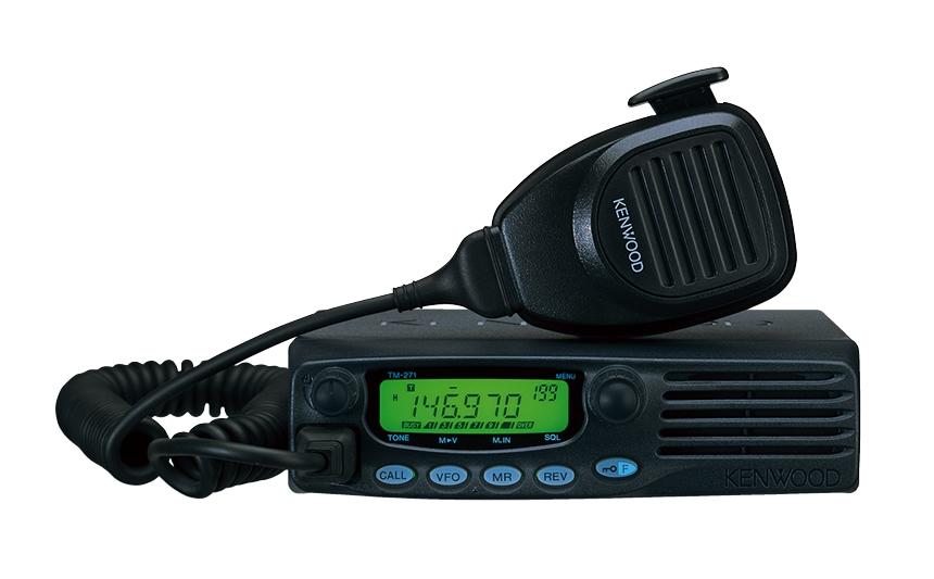 KENWOOD TM-271A 泛宇無線電對講機