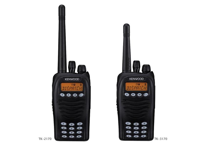 KENWOOD TK-2170 / 3170 泛宇無線電對講機