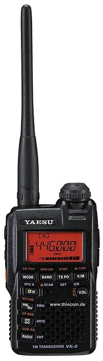 YAESU VX-3R 泛宇無線電對講機