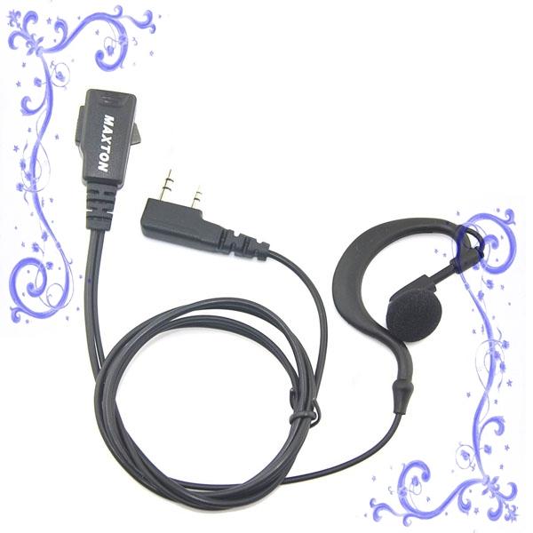 KENWOOD TK3107、TK3207對講機耳掛耳機 泛宇無線電對講機