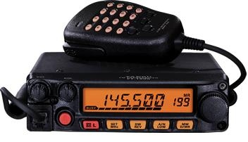YAESU FT-1900R 泛宇無線電對講機
