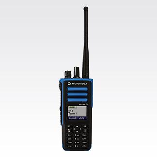 MOTOROLA XiR P8600 EX 系列 ATEX 對講機
