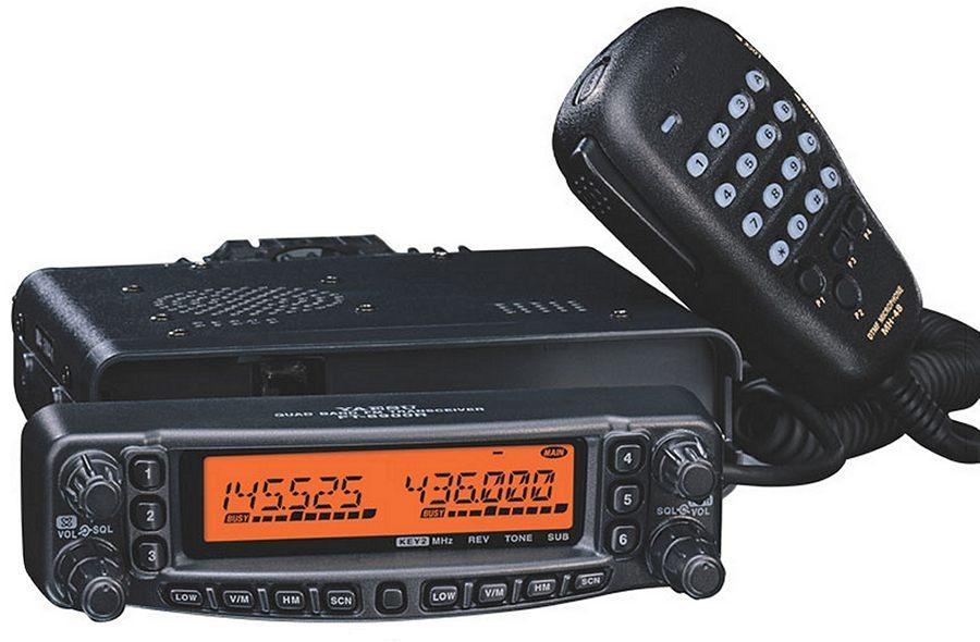 YAESU FT-8900R 泛宇無線電對講機